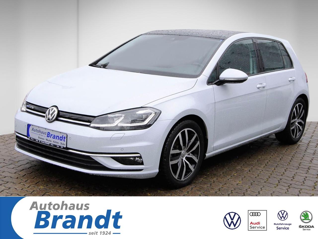 Volkswagen Golf VII 1.5 TSI Highline LED*PANO*KAMERA Klima, Jahr 2018, Benzin