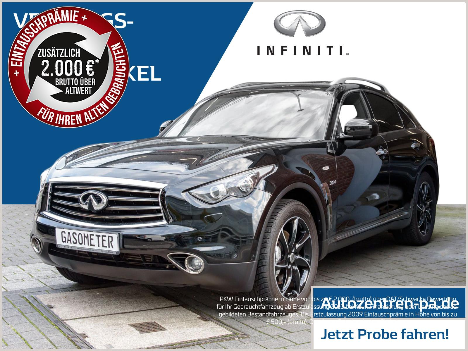 Infiniti QX70d S Premium AWD Autom / Navi / PDC / GSD / Klima / Leder, Jahr 2013, diesel