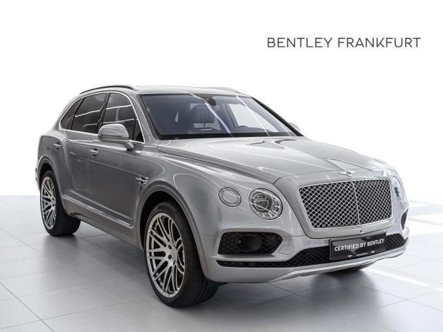 Bentley Bentayga W12 Akrapovic AbGasanlage, Startech Felge, Jahr 2016, Benzin