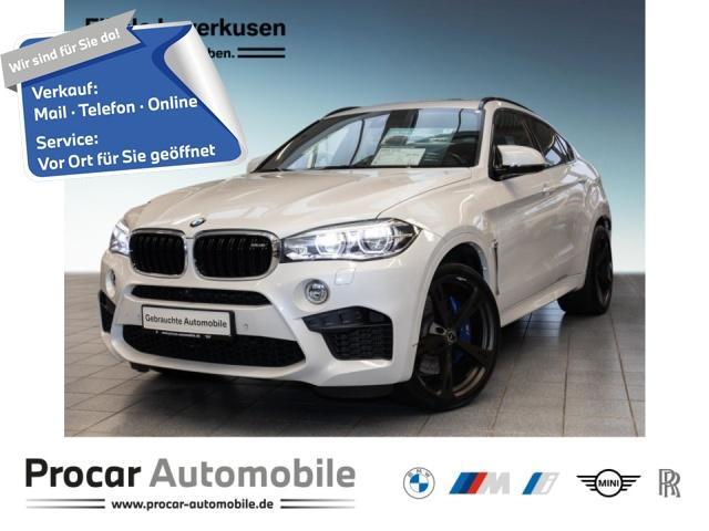 BMW X6 M Head-Up M Drivers Package TV Navi RTTI, Jahr 2018, Benzin