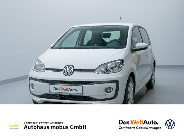 Volkswagen up! 1.0 MOVE UP!**PDC*GANZJAHRESREIFEN*USB*TEL**, Jahr 2017, Benzin