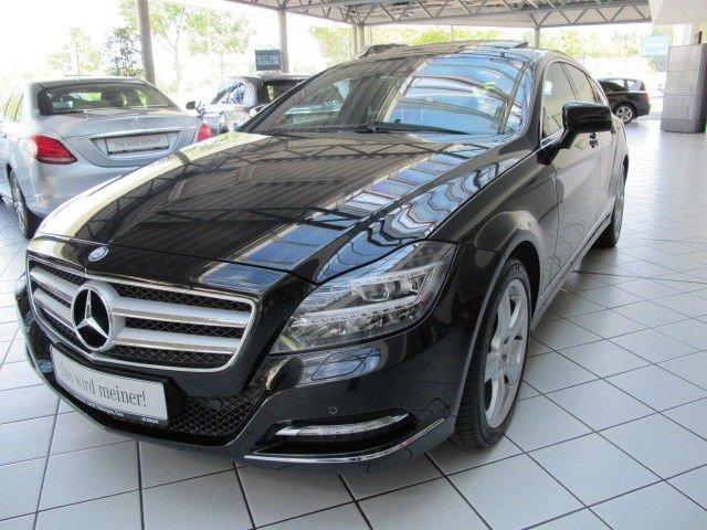Mercedes-Benz CLS 350 CDI BE SB, Jahr 2014, diesel