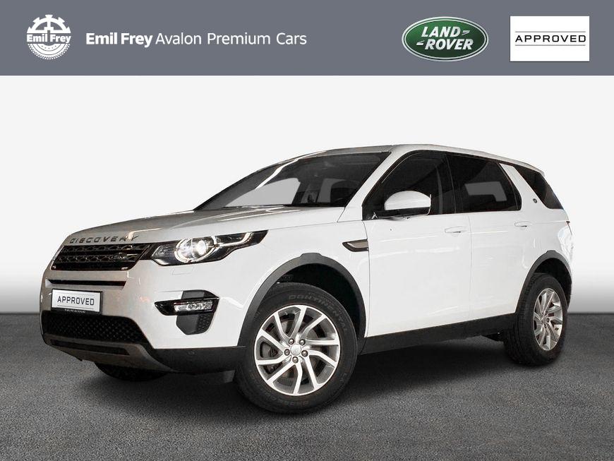 Land Rover Discovery Sport TD4 Aut. SE, Jahr 2018, Diesel