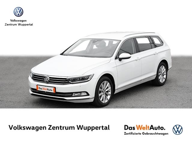 Volkswagen Passat Var. 2 0 TDI Highline DSG NAVI LED VC SHZ PDC LM ZV, Jahr 2019, Diesel