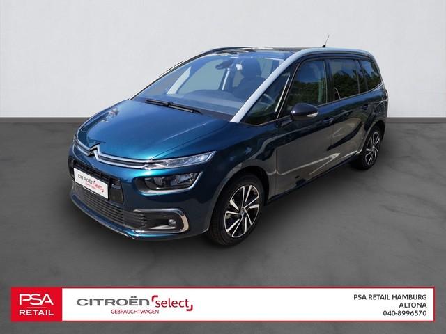 Citroën Grand C4 Spacetourer BlueHDi 130 Stop&Start SHINE, Jahr 2021, Diesel