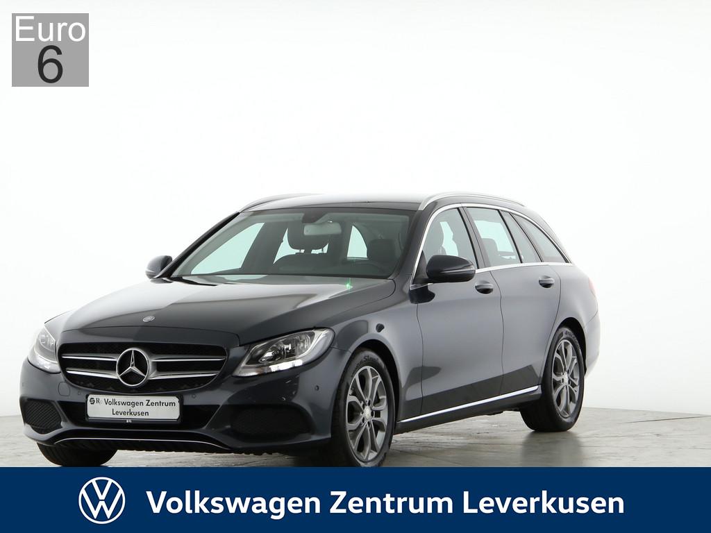 Mercedes-Benz C 180 T, Jahr 2015, Benzin