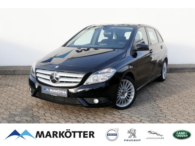 Mercedes-Benz B 180 CDI d /Park Assistent/Sitzheizung/USB/, Jahr 2013, Diesel
