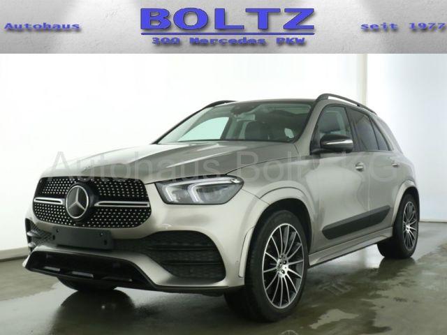 Mercedes-Benz GLE 450 4M ENp101500 AMG Night Standh. 21Z. Pano, Jahr 2020, Benzin