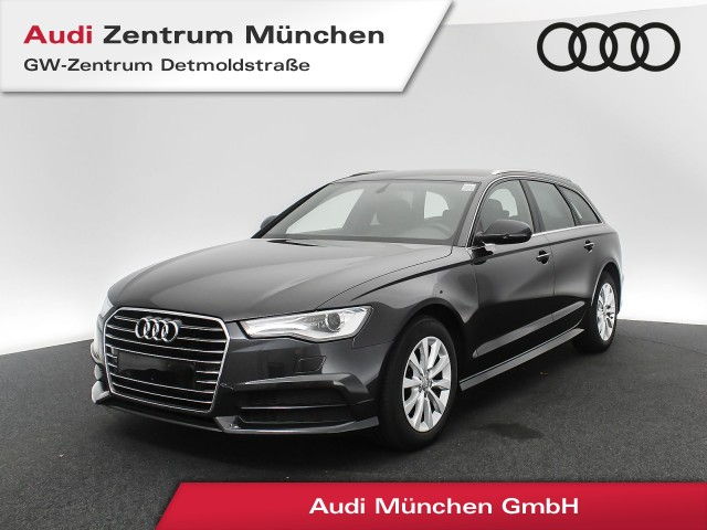 Audi A6 Avant 2.0 TDI Leder Navi Xenon R-Kamera el.Heckklappe 6-Gang, Jahr 2017, Diesel