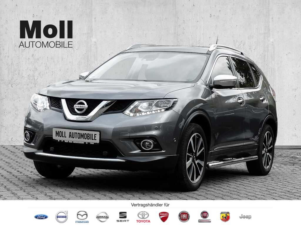 Nissan X-Trail 1.6 dCi ALL-MODE 4x4i Tekna Navi PGD, Jahr 2014, Diesel