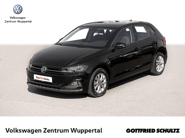 Volkswagen Polo 1,0 TSI Highline DSG NAVI SHZ PDC LM ZV BT, Jahr 2019, Benzin
