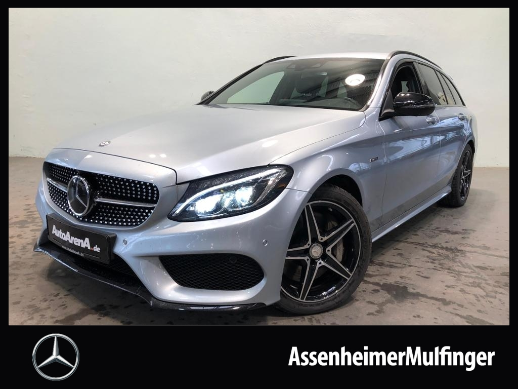 Mercedes-Benz C 450 AMG 4matic T **COMAND/360°/Memory/Night, Jahr 2015, Benzin