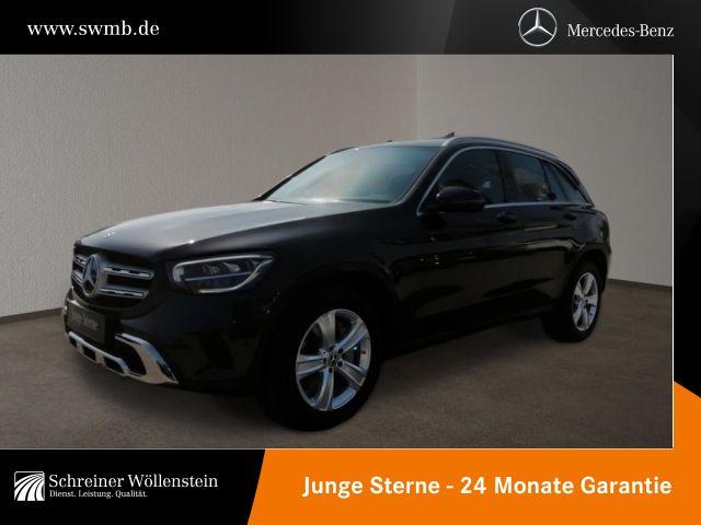 Mercedes-Benz GLC 200 d 4M AHK*Distronic*elHeck*MBUX*Excl-Int*, Jahr 2020, Diesel