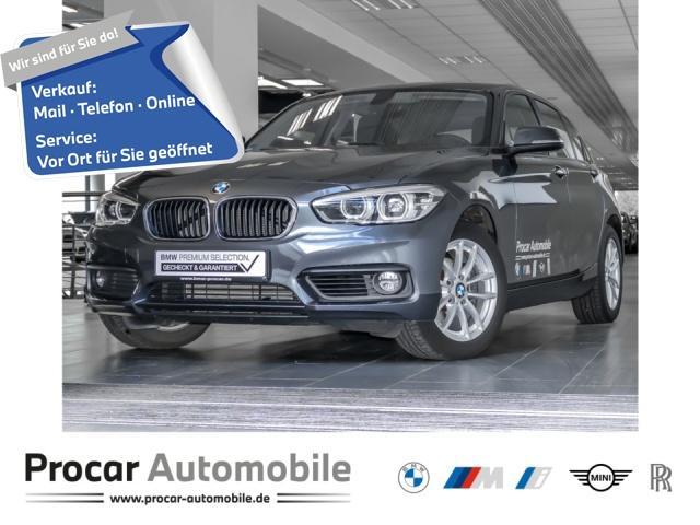 BMW 118d Aut. Navi Klimaaut. LM zusätzliche WR ab 1%, Jahr 2018, Diesel