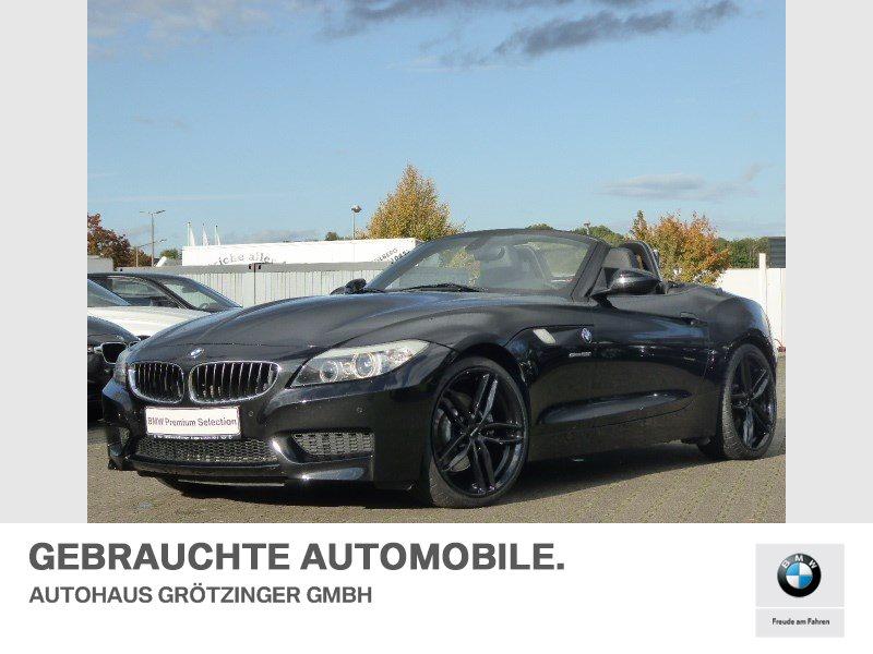 BMW Z4 sDrive28i M SPORTPAKET+HiFi+XENON+LEDER, Jahr 2012, petrol