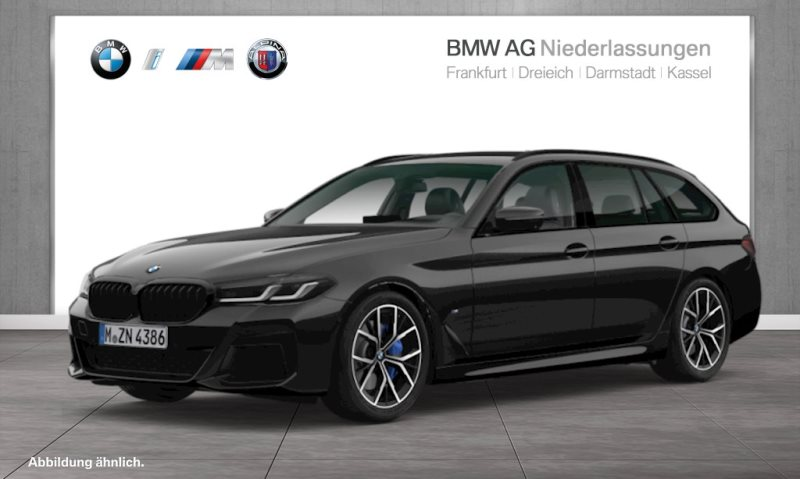 BMW 530d xDrive Touring Alarmanlage M Sportbr. DAB, Jahr 2020, Diesel