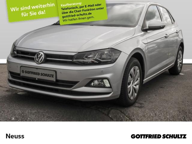 Volkswagen Polo VI 1,0 TSI DSG NAVI BT 2KLIMA PDCvo&hi Comfortline, Jahr 2018, Benzin