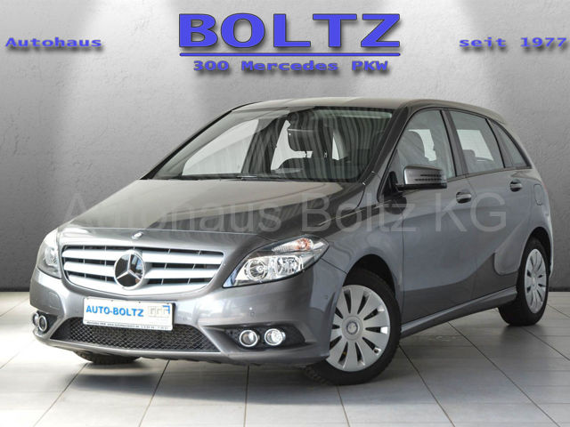 Mercedes-Benz B 200 BE Distronic AHK PTS, Jahr 2013, Benzin