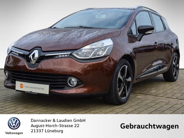 Renault Clio IV Grandtourer 0.9 TCe 90 Dynamique Alu Klima, Jahr 2014, Benzin