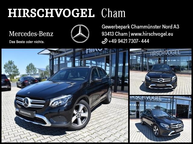 Mercedes-Benz GLC 350 d 4M EXCLUSIVE+DISTRON+HUP+Navi+LED+Kam, Jahr 2017, Diesel