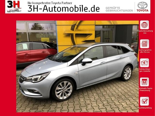 Opel Astra ST Active 1.4 125PS *EURO 6d-TEMP*KAMERA, Jahr 2019, Benzin