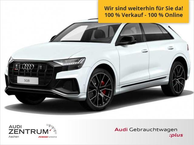 Audi SQ8 4.0 TDI quattro tiptronic Euro 6, MMI Navi plu, Jahr 2020, Diesel