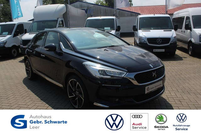 Citroën DS5 2.0 BlueHDi 180 FAP CAM HUD NAVI PANO XENON, Jahr 2016, Diesel