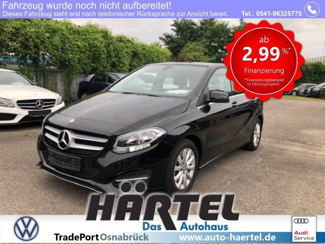 Mercedes-Benz B 180 STYLE (+NAVI+KLIMA+SITZHEIZUNG) Bluetooth, Jahr 2015, Benzin