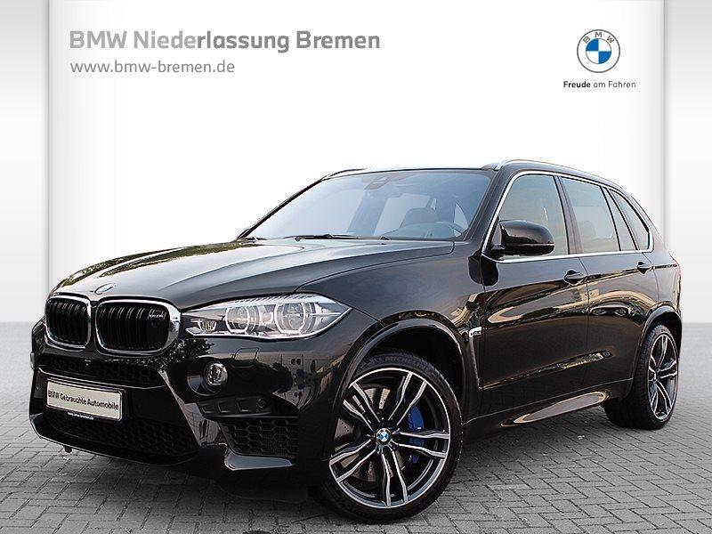 BMW X5 M Night Vision M Drivers P. Head-Up B&O HiFi, Jahr 2017, Benzin