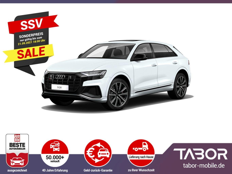 Audi SQ8 TFSI 507 quattro Leder BlackP Matrix HUD B&O, Jahr 2021, Benzin