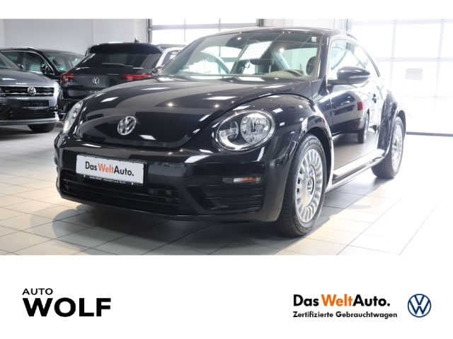 Volkswagen Beetle Basis 1.2 TSI BMT Start-Stopp PDCv+h RDC Klima SHZ Temp PDC CD AUX USB MP3, Jahr 2016, Benzin