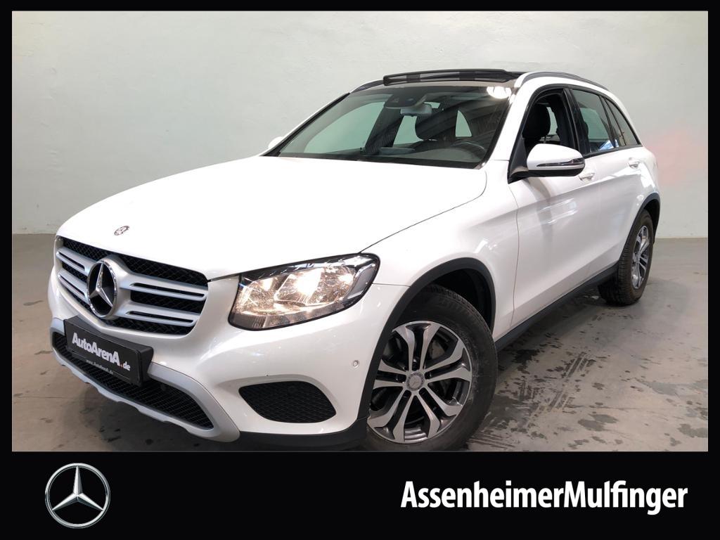 Mercedes-Benz GLC 220 d 4matic **COMAND/Panorama/Kamera, Jahr 2016, diesel