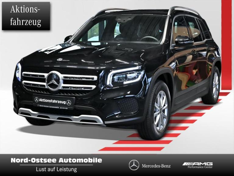 Mercedes-Benz GLB 180 d LED MBUX-HIGH-END EASYPACK AMBIENTE, Jahr 2019, Diesel
