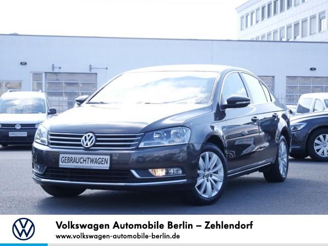 Volkswagen Passat 1.4 TSI Comfortline DSG AHK Rückf.Camera, Jahr 2012, Benzin