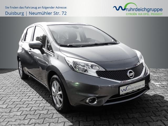 Nissan Note Acenta 1.2 Klima-NAVI, Jahr 2013, Benzin