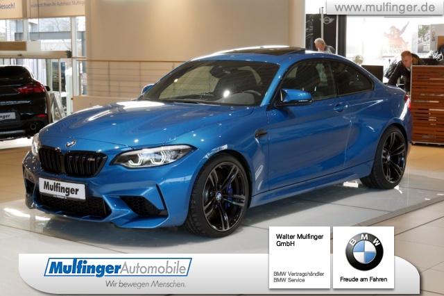 "BMW M2 Coupe Competition GSD Harman 19"" AdapLED DrAs, Jahr 2019, petrol"