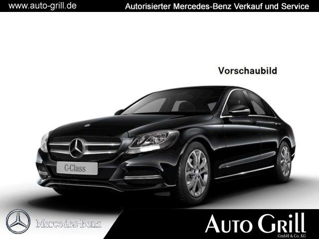 Mercedes-Benz C 180 Avantgarde AHK Navi PDC Klima Euro6, Jahr 2014, Benzin