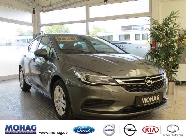 Opel Astra Edition *Navi-Tempomat-Sitzheizung* -Euro 6-, Jahr 2018, Benzin