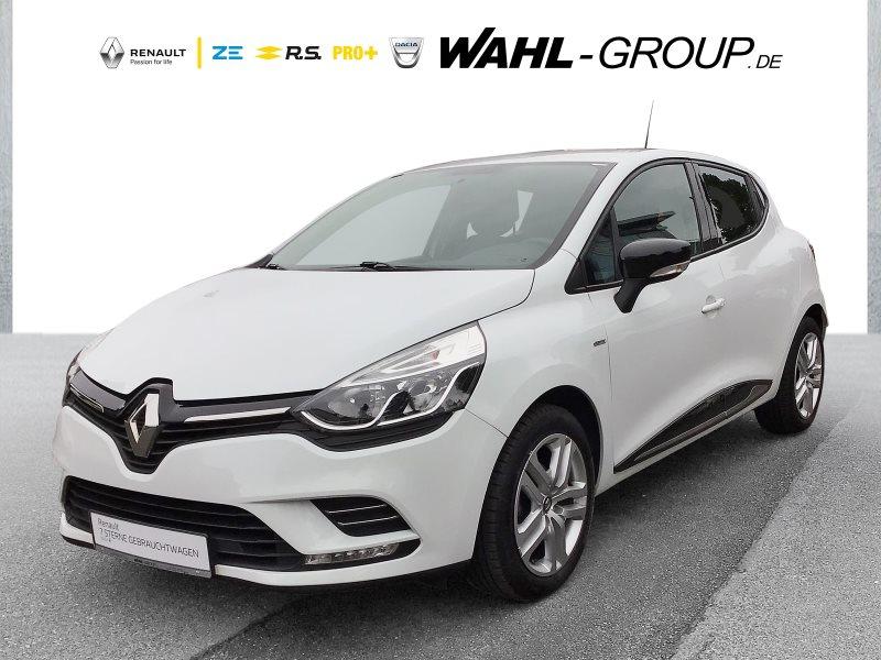 Renault Clio 4 Limited 1.2 16V KLIMA RADIO Limited, Jahr 2017, Benzin
