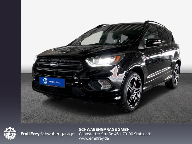 Ford Kuga 1.5 EcoBoost 2x4 ST-Line Winter-Paket Navi, Jahr 2017, Benzin