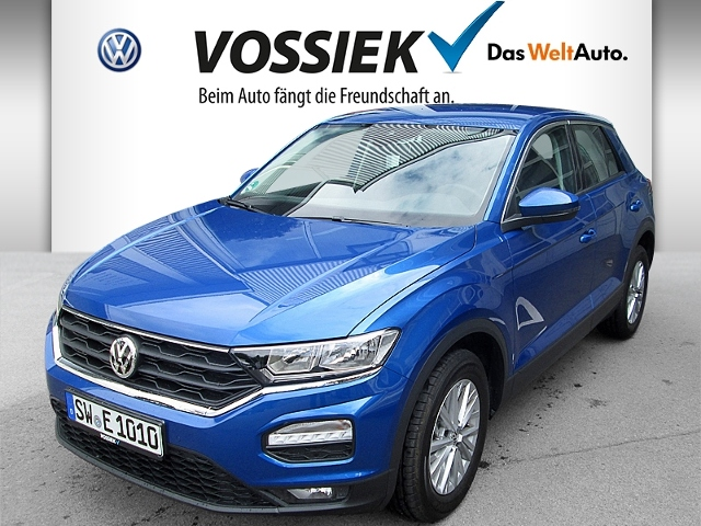 Volkswagen T-Roc 1.0 TSI BMT 5 Jahre Garantie 6-Gang, Jahr 2018, Benzin