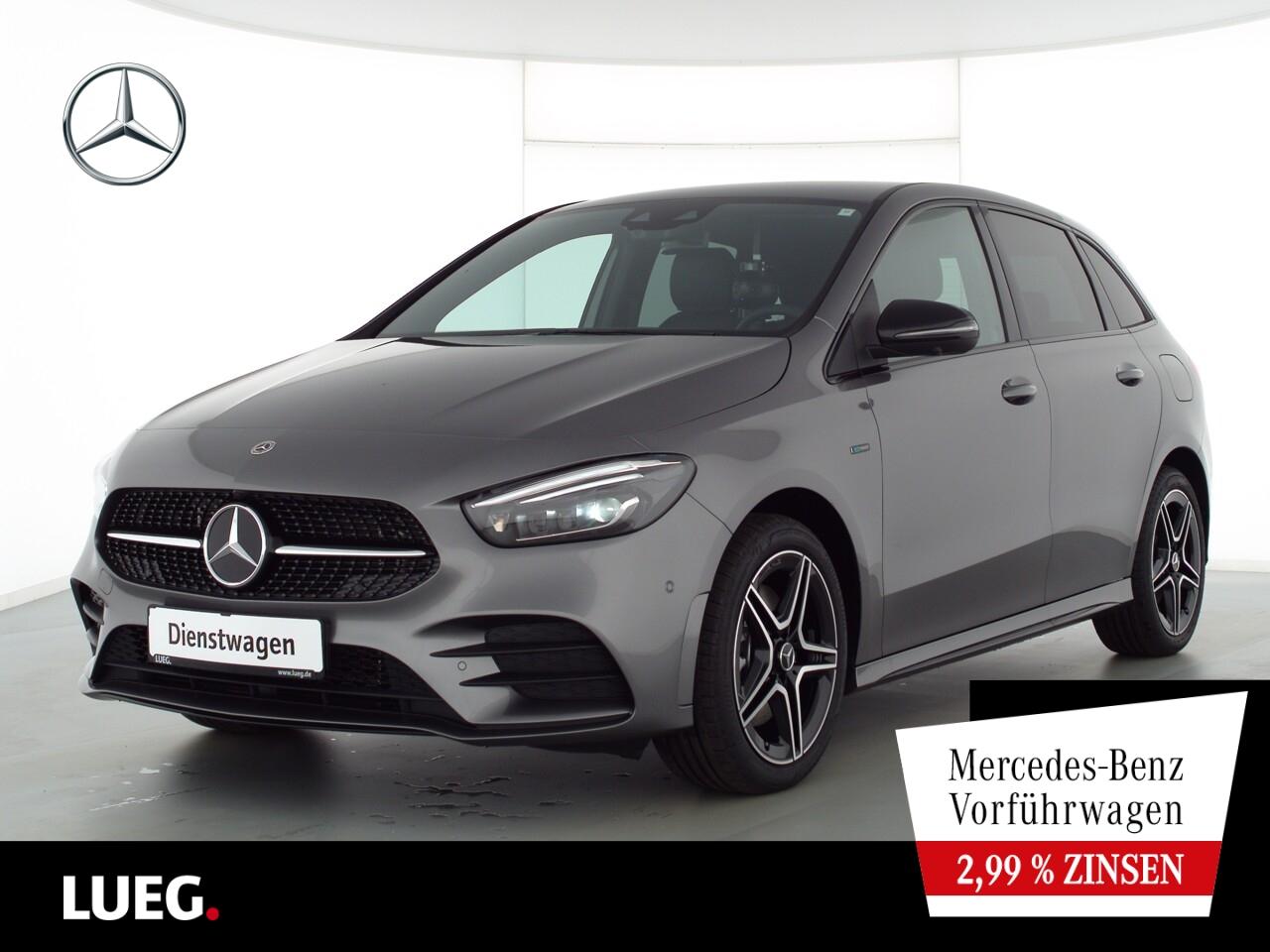 Mercedes-Benz B 250 e EDITION20+AMG+360°+TOTW.+AHK+MULTIBEAM, Jahr 2021, Hybrid