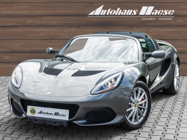 Lotus Elise Sport 220 *METALLIC GREY* by LOTUS HAESE, Jahr 2021, Benzin