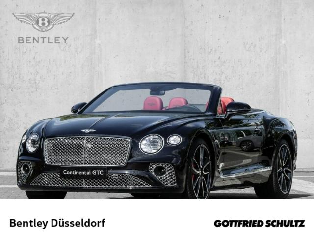 Bentley Continental GTC New W12 BENTLEY DÜSSELDORF, Jahr 2020, Benzin