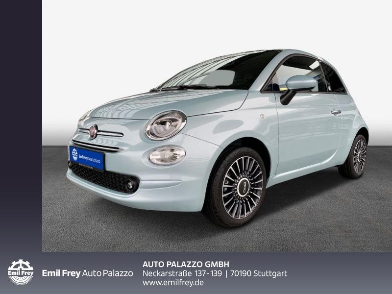 Fiat 500 1.0 Hybrid Launch Edition 70PS, Jahr 2020, Benzin