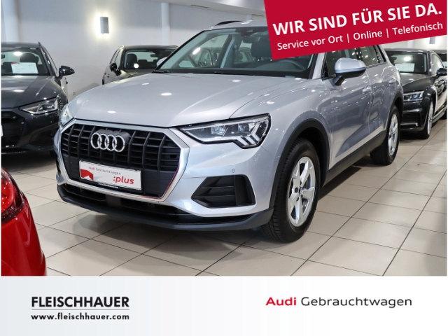 Audi Q3 35 TFSI 1.5 LED KLIMA SHZ PDC, Jahr 2020, Benzin