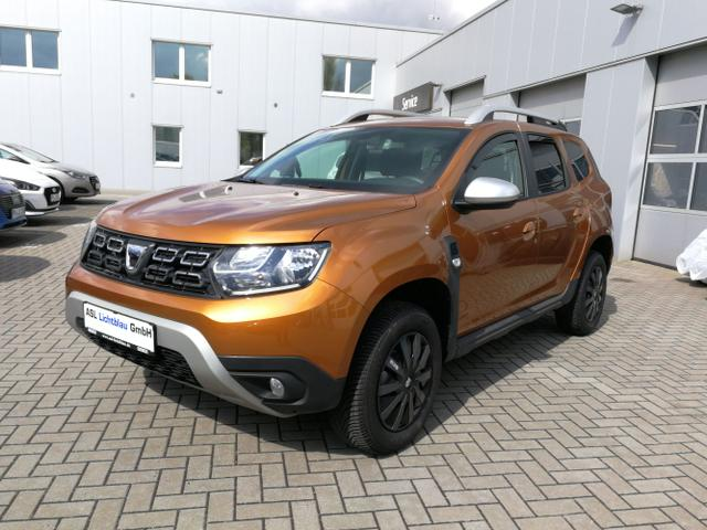 Dacia Duster 1.6 M/T Prestige EPH Navi SHZ 1.6, Jahr 2019, Benzin