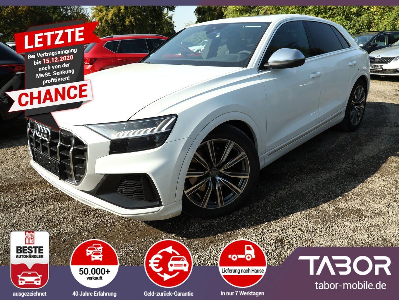 Audi SQ8 TDI quattro tiptronic Tour/Stadt Pano Matrix, Jahr 2020, Diesel