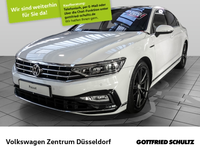Volkswagen Passat 2.0 TSI R LINE Area View Head-Up Panoramada 7-GANG-DSG, Jahr 2019, Benzin