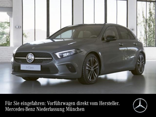 Mercedes-Benz A 180 PROGRESSIVE+Night+Pano+LED+Kamera+7G, Jahr 2020, Benzin